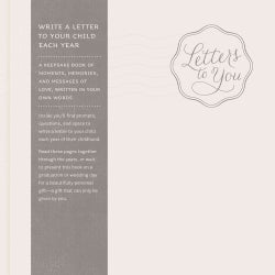 Letters to You (Notebook / blank book)