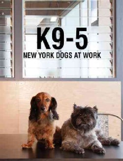 K9-5: New York Dogs at Work (Hardcover)