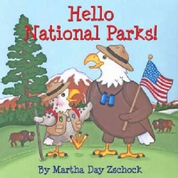 Hello, National Parks! (Board book)
