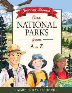 Journey Around Our National Parks (Hardcover)