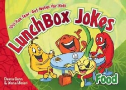 Lunchbox Jokes: Food: 100 Fun Tear-Out Notes for Kids (Paperback)