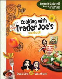 Cooking With All Things Trader Joe's Cookbook (Hardcover)