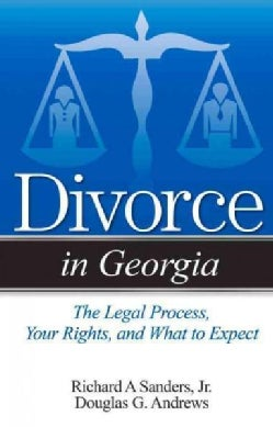 Divorce in Georgia: Simple Answers to Your Legal Questions (Paperback)