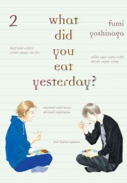 What Did You Eat Yesterday? 2 (Paperback)