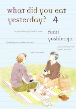 What Did You Eat Yesterday? 4 (Paperback)