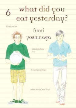 What Did You Eat Yesterday? 6 (Paperback)
