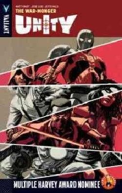 Unity 6: The War-Monger (Paperback)