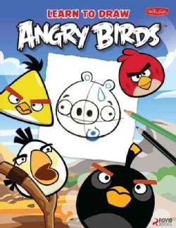 Learn to Draw Angry Birds (Hardcover)