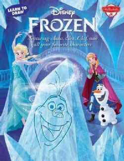 Learn to Draw Disneys Frozen (Hardcover)