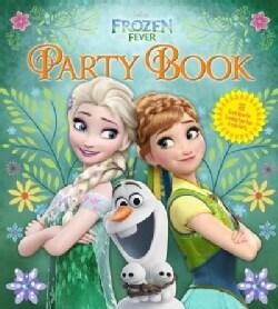 Disney Frozen Fever Party Book (Paperback)