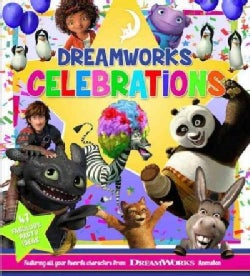 The Ultimate Dreamworks Party Book: Featuring All Your Favorite Characters from Dreamworks Animation (Paperback)