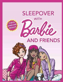 Sleepover With Barbie and Friends (Paperback)