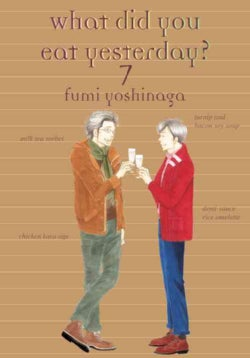 What Did You Eat Yesterday? 7 (Paperback)