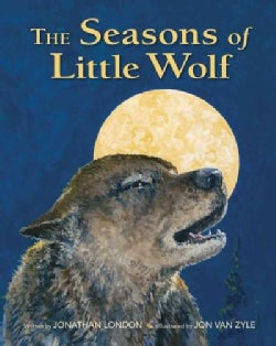The Seasons of Little Wolf (Hardcover)