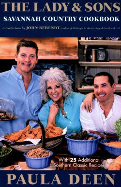 The Lady & Sons Savannah Country Cookbook (Paperback)