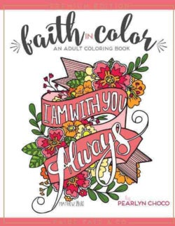 Faith in Color: An Adult Coloring Book (Paperback)