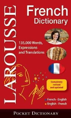 Larousse French-English / English-French Pocket Dictionary (Paperback)