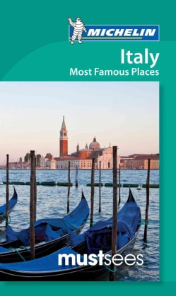 Michelin Must Sees Italy (Paperback)