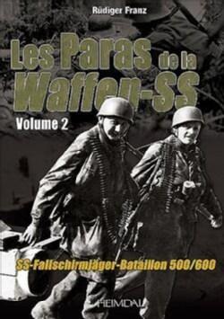 Les Paras De La Waffen-ss (Hardcover)
