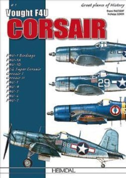 Vought F-4u Corsair (Hardcover)