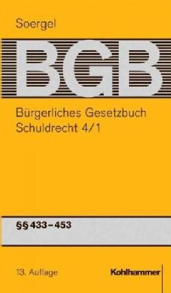 Schuldrecht: 433-453 (Hardcover)