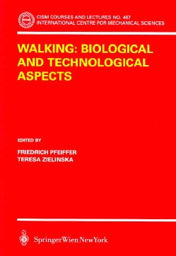 Walking: Biological And Technological Aspects (Paperback)