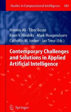 Contemporary Challenges and Solutions in Applied Artificial Intelligence (Hardcover)