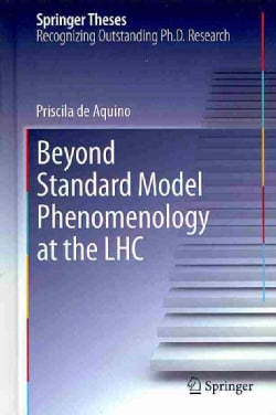 Beyond Standard Model Phenomenology at the LHC (Hardcover)