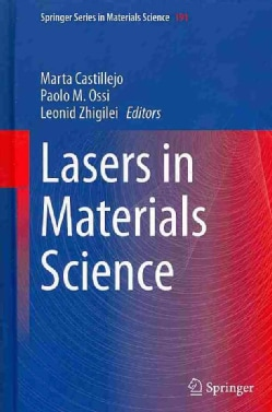 Lasers in Materials Science (Hardcover)