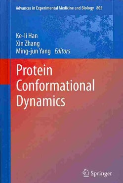 Protein Conformational Dynamics (Hardcover)
