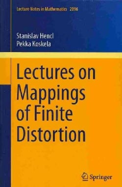 Lectures on Mappings of Finite Distortion (Paperback)