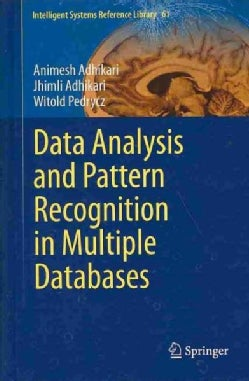 Data Analysis and Pattern Recognition in Multiple Databases (Hardcover)