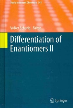 Differentiation of Enantiomers II (Hardcover)