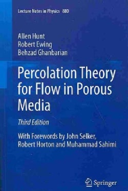 Percolation Theory for Flow in Porous Media (Paperback)