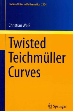 Twisted Teichmuller Curves (Paperback)