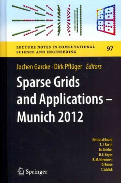 Sparse Grids and Applications - Munich 2012 (Hardcover)