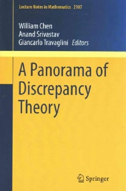 A Panorama of Discrepancy Theory (Paperback)