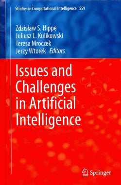 Issues and Challenges in Artificial Intelligence (Hardcover)