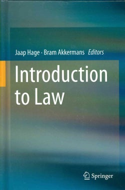 Introduction to Law (Hardcover)
