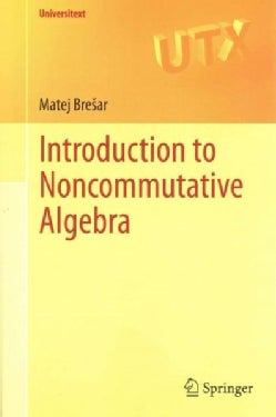 Introduction to Noncommutative Algebra (Paperback)