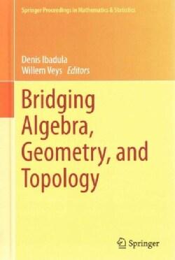 Bridging Algebra, Geometry, and Topology (Hardcover)