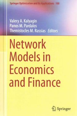 Network Models in Economics and Finance (Hardcover)