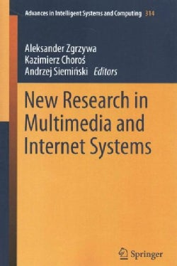 New Research in Multimedia and Internet Systems (Paperback)