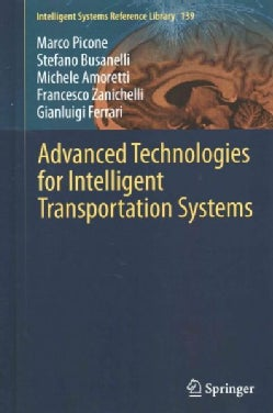 Advanced Technologies for Intelligent Transportation Systems (Hardcover)