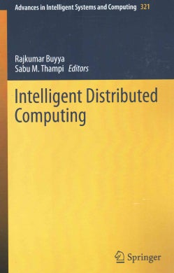 Intelligent Distributed Computing (Paperback)