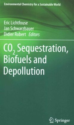 Co2 Sequestration, Biofuels and Depollution (Hardcover)