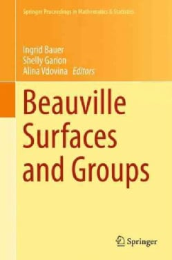 Beauville Surfaces and Groups (Hardcover)