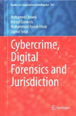 Cybercrime, Digital Forensics and Jurisdiction (Hardcover)
