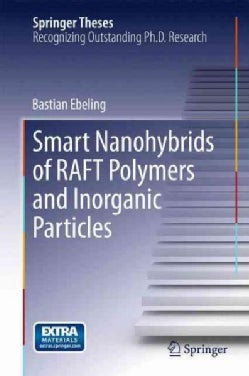 Smart Nanohybrids of Raft Polymers and Inorganic Particles (Hardcover)