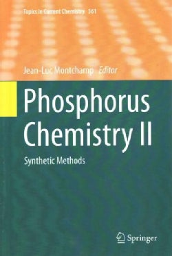 Phosphorus Chemistry: Synthetic Methods (Hardcover)